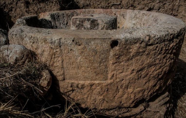 Ρωμαϊκό Βαλανείο Ραφήνας: Νέες αποκαλύψεις στην ανασκαφή