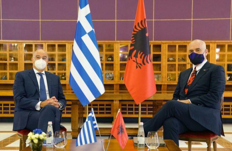 Επίσκεψη Τσαβούσογλου: Η συνέντευξη Τύπου με τον Νίκο Δένδια