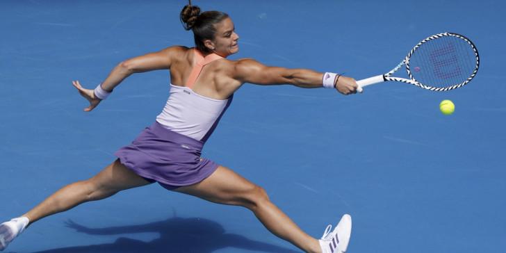 Σάκκαρη – Παολίνι: Άνετα στον τρίτο γύρο του Roland Garros η Μαρία