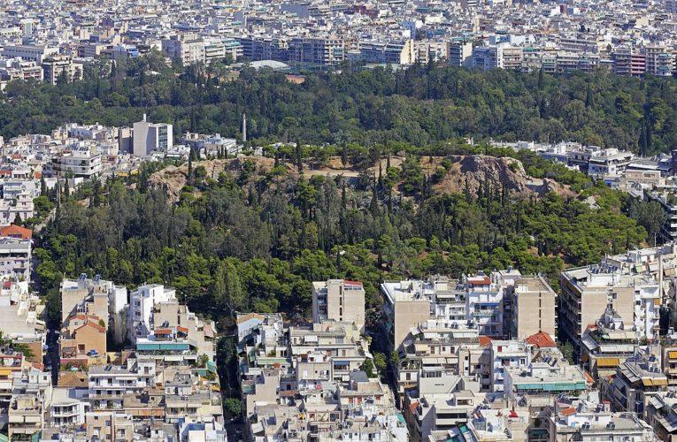 Λόφος του Στρέφη: Ανάπλαση από τον Δήμο Αθηναίων και την Prodea Investments.