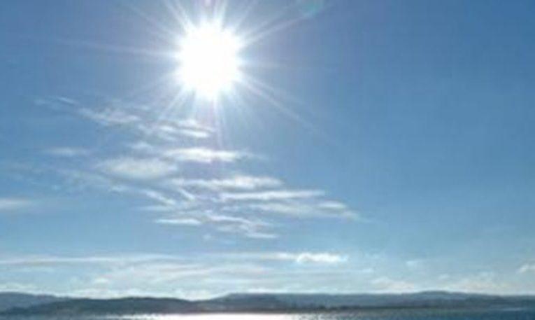 Ο καιρός το Σαββατοκύριακο : Υψηλές για την εποχή θερμοκρασίες