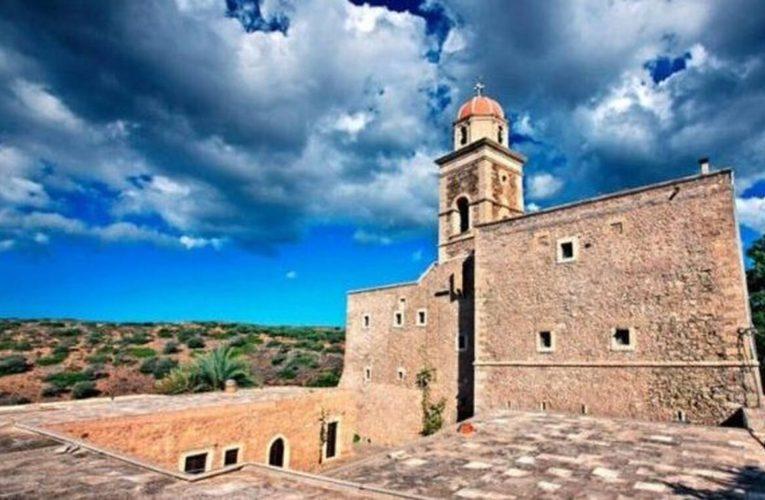 Δείτε το «κάστρο» της Ορθοδοξίας στην Κρήτη (video)