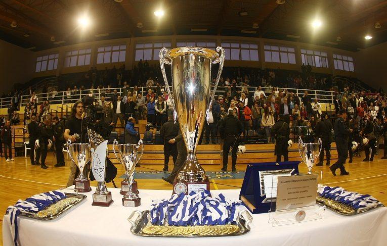 Με «Final 8» η διεξαγωγή του Κυπέλλου Ελλάδος Μπάσκετ