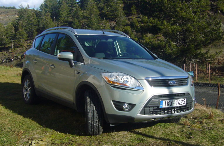 Βριλήσσια: Ξανά στο στόχαστρο ληστών τζιπ Ford Kuga