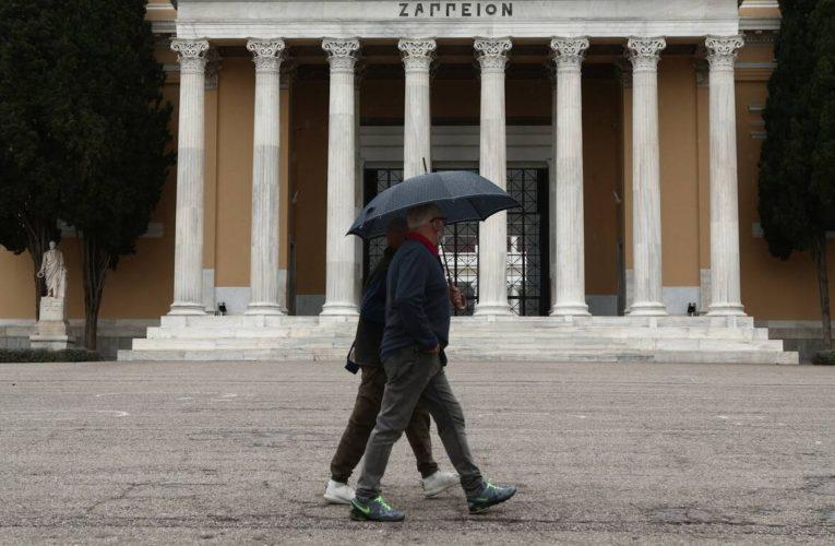 Καιρός σήμερα: Βροχές και καταιγίδες – Αναλυτική πρόγνωση