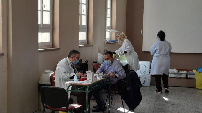 Έμπρακτη αλληλεγγύη από πολίτες στην εθελοντική αιμοδοσία Ωρωπού
