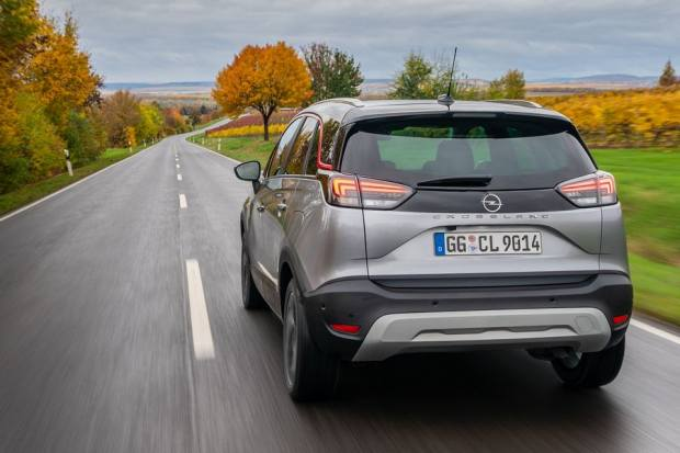 Στην Ελλάδα το ανανεωμένο Opel Crossland