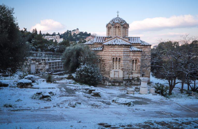 Οι 10 μεγαλύτερες χιονοπτώσεις στην Αθήνα τα τελευταία 100 χρόνια