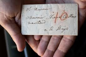 Σφραγισμένο γράμμα τριών αιώνων διαβάστηκε χωρίς καν να ανοιχτεί χάρη στο ψηφιακό «ξεδίπλωμα»