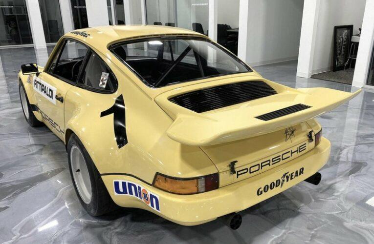 Πωλείται η σπάνια Porsche του Πάμπλο Εσκομπάρ (pics)