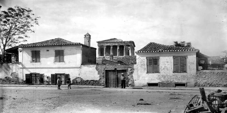 Το σημείο της Αθήνας που κάποτε λεγόταν Αλώνια