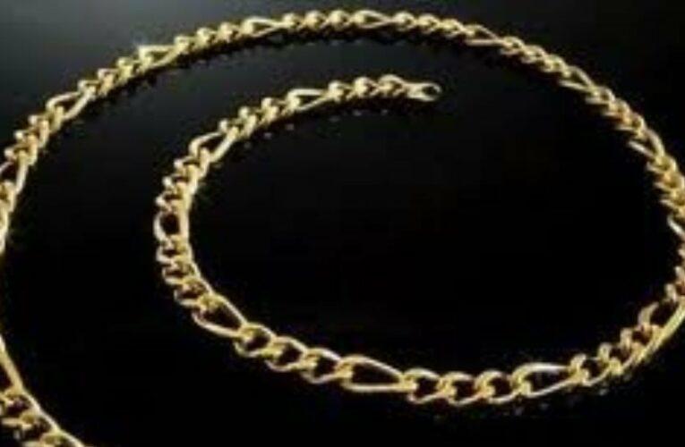 Ημαθία: Με μια αγκαλιά άρπαξε χρυσή αλυσίδα, αλλά συνελήφθη