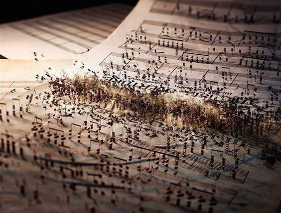 """Η """"τέχνη"""" της μουσικής, βρίσκει πάντα τρόπο να σου προσφέρει μια μεγάλη """"γκάμα"""" από θετικά συναισθήματα🎶"""