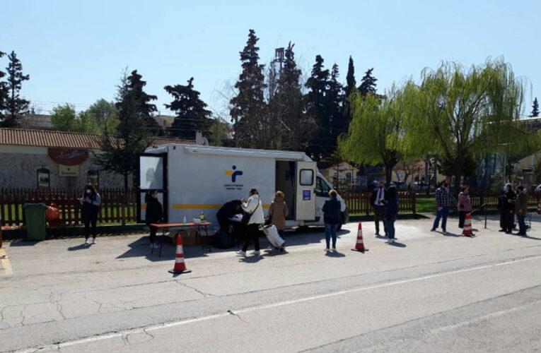 Συνεχίζονται και μετά τις 7 Μαΐου τα Δωρεάν Rapid Test στον Άγιο Στέφανο