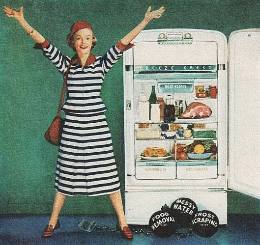 Kαθαρισμός ψυγείου 🧼🧊 στο…πι και φι!