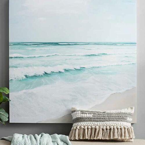 Διακόσμηση με έμπνευση από την παραλία 🌊🐚