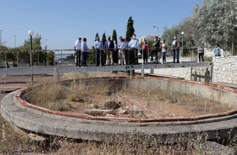 Αδριάνειο Υδραγωγείο: Ένα βήμα πιο κοντά στην ανάπλαση του μοναδικού μνημείου