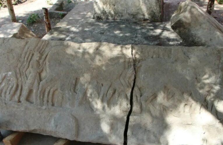 Ανάγλυφο με σκηνή από τους ελληνοπερσικούς πολέμους ανακάλυψαν αρχαιολόγοι στην Τουρκία