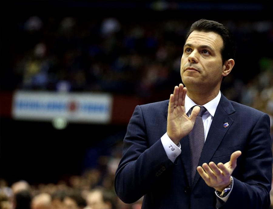 Ιτούδης προπονητής της Εθνικής