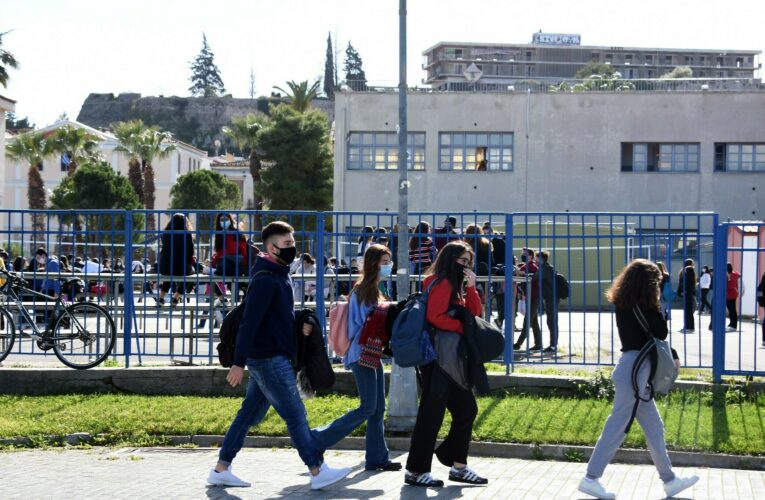 Έκτακτα μέτρα από σήμερα σε Σχολεία και πάσης φύσεως εκπαιδευτικές δομές