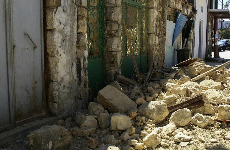 Οι πέντε πιο επικίνδυνες περιοχές σε επικείμενο σεισμό – Ποια είναι η εκτίμηση των ειδικών