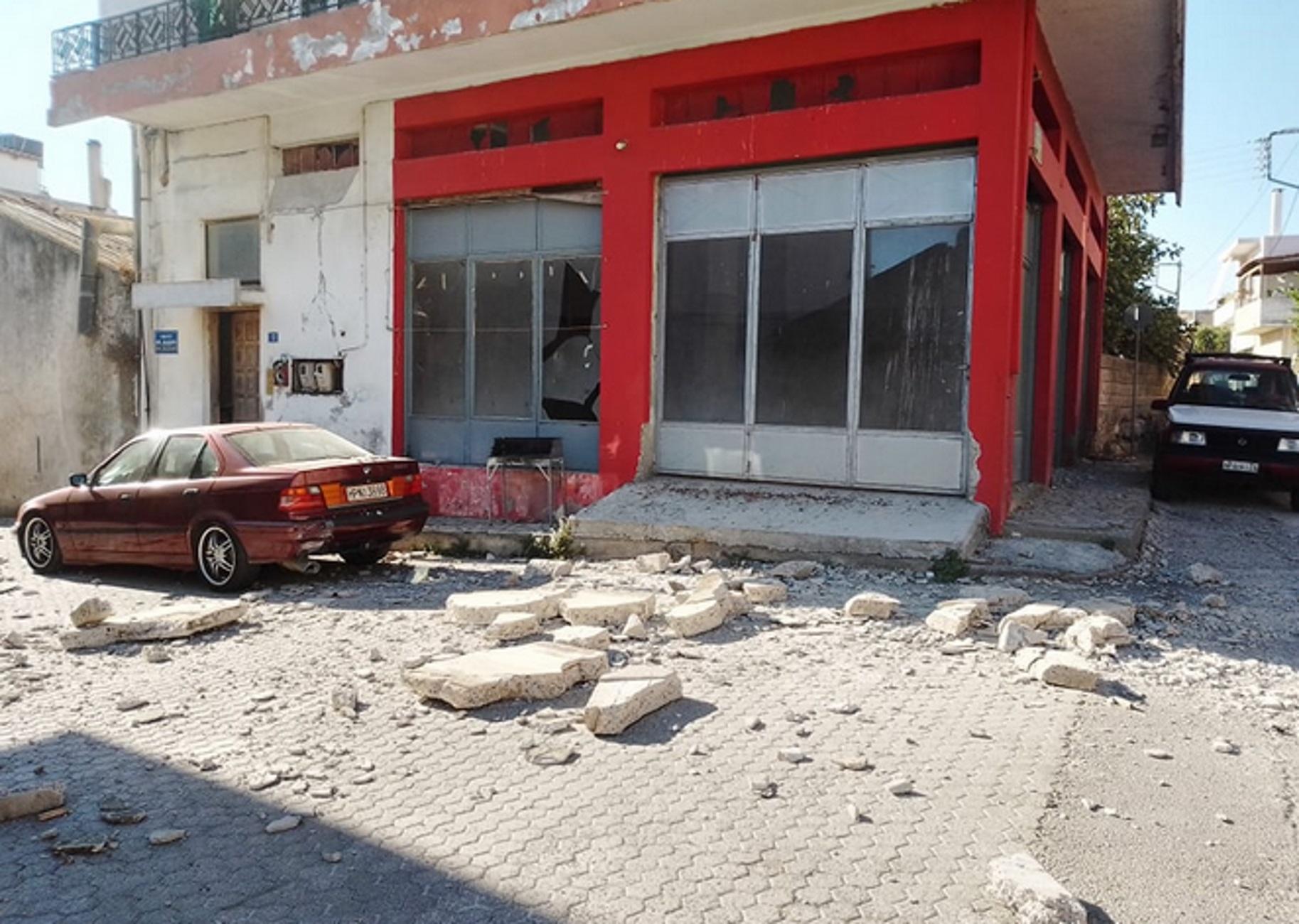Αποζημιώσεις για τους σεισμόπληκτους-Οι ενισχύσεις για νοικοκυριά και επιχειρήσεις