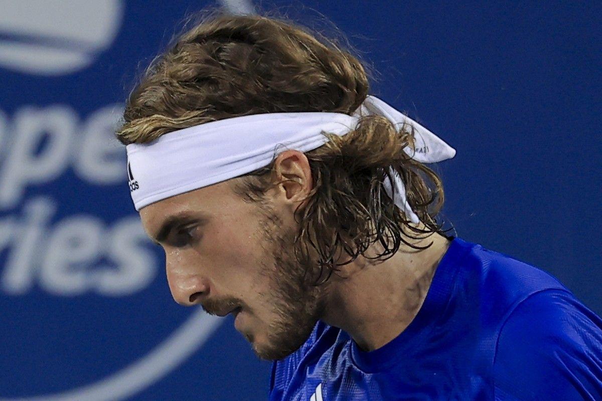 Εκτός Davis Cup ο Στέφανος Τσιτσιπάς
