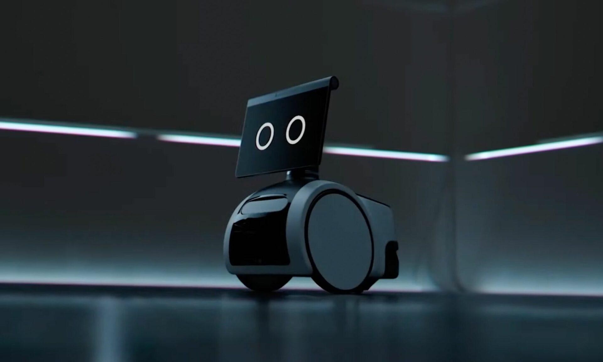 Οικιακό ρομπότ – φύλακα σχεδιάσε η Amazon