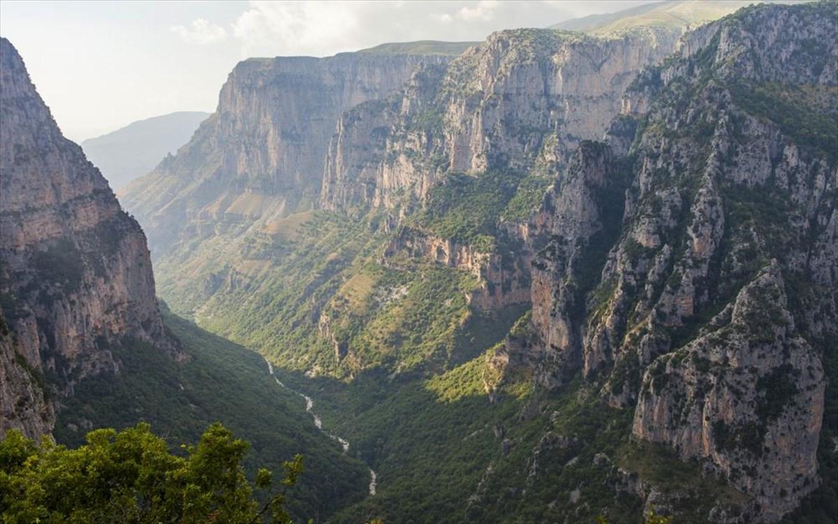 Το φαράγγι του Βίκου, ένα από τα 20 ομορφότερα μέρη της Ευρώπης