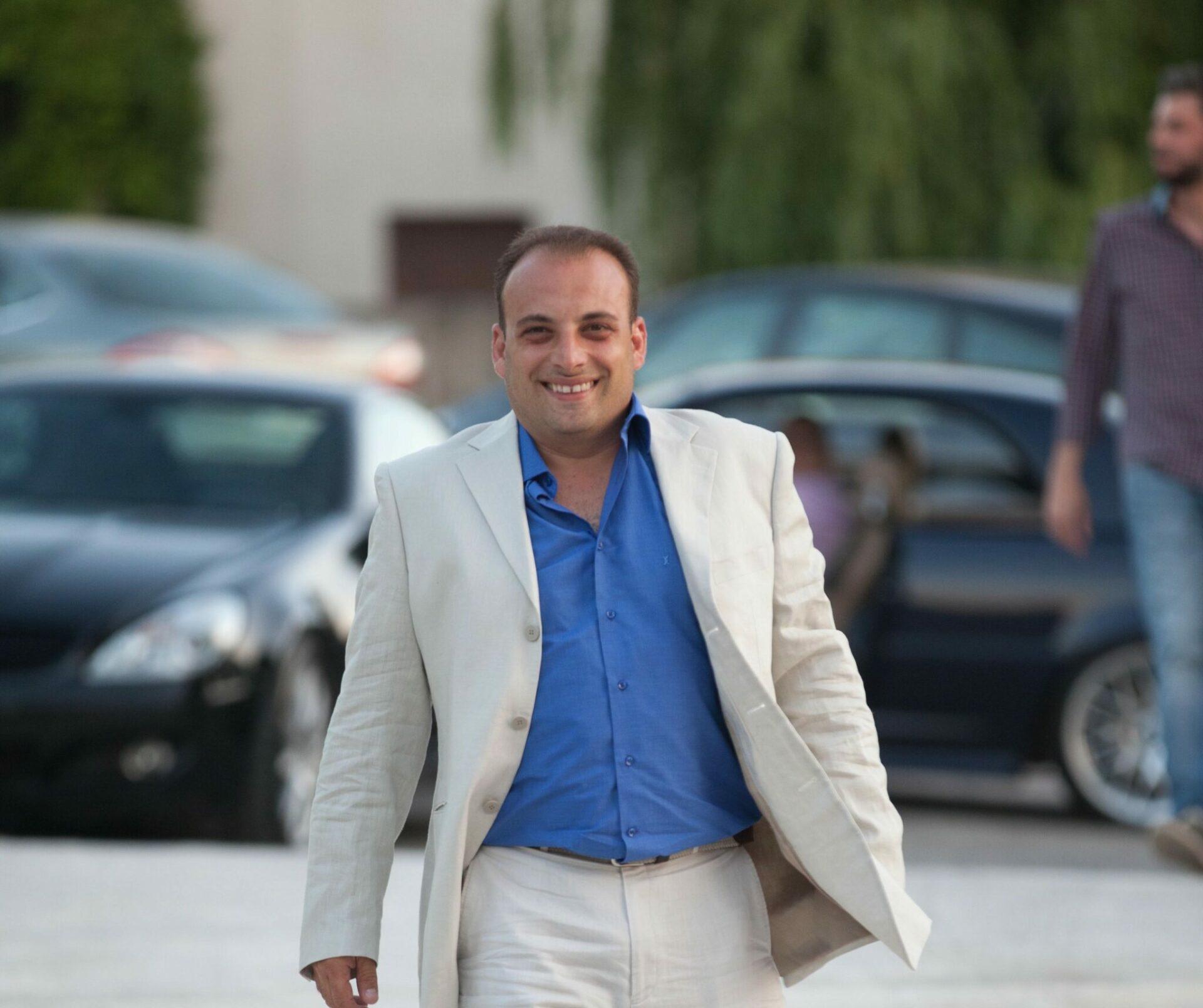 Νίκος Κοκκαλάς – Ολοκλήρωσε τη διετή θητεία του στο ΝΠΔΔ «Η ΕΣΤΙΑ»