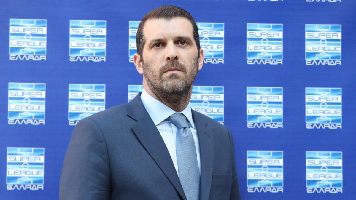 Παραιτήθηκε από την προεδρία της Super League ο Λεωνίδας Μπουτσικάρης