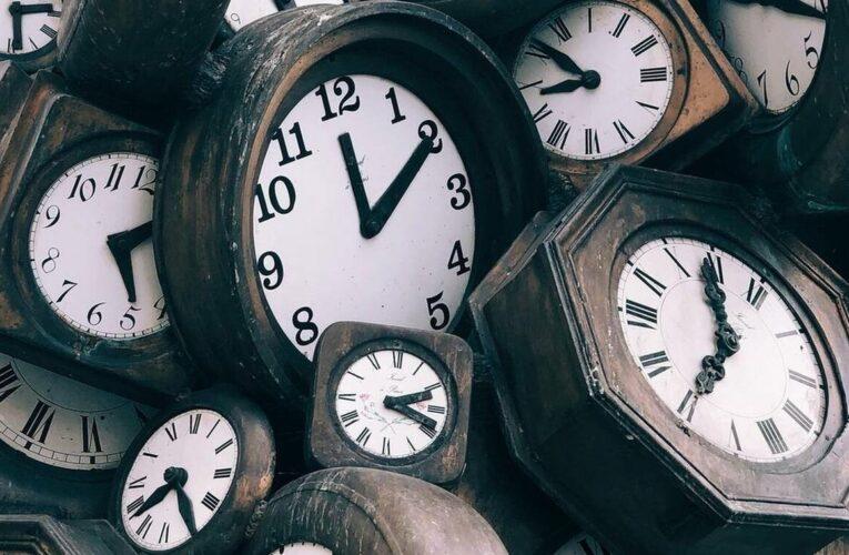 Αλλαγή ώρας 2021: Πότε γυρνάμε τα ρολόγια στη χειμερινή ώρα